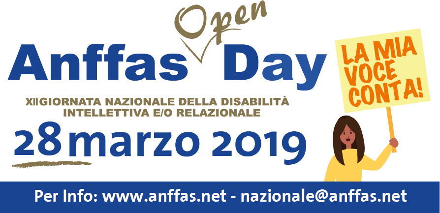 Anffas Open Day 2019