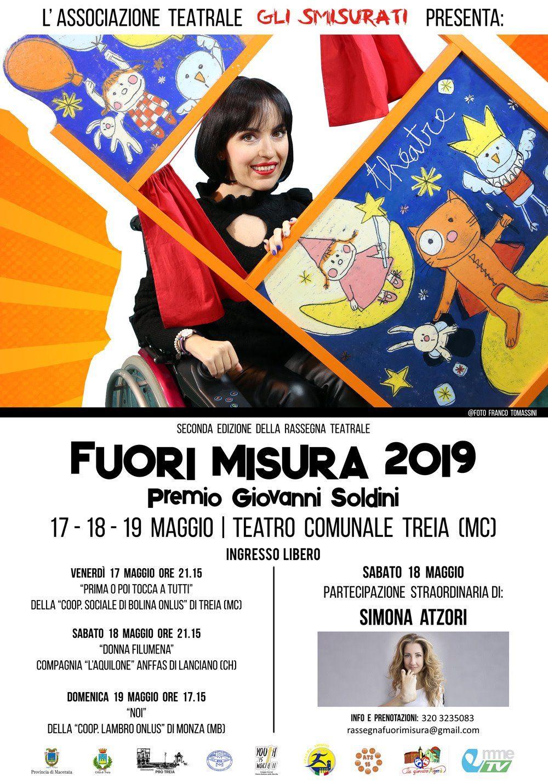 Locandina Fuori Misura 2019